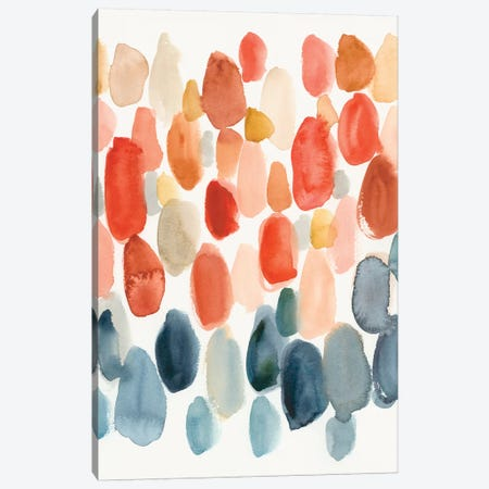 Citrus Season II Canvas Print #ZAR177} by Chariklia Zarris Art Print