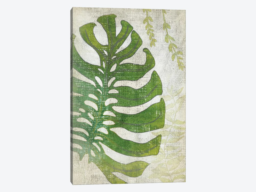 Frond III by Chariklia Zarris 1-piece Canvas Artwork