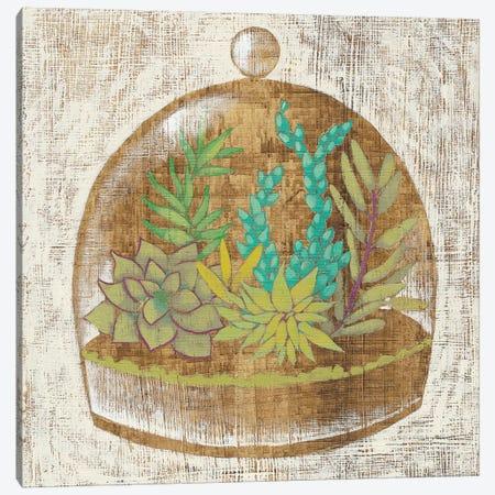Glass Garden I Canvas Print #ZAR192} by Chariklia Zarris Canvas Wall Art