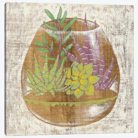 Glass Garden II Canvas Print #ZAR193} by Chariklia Zarris Canvas Wall Art
