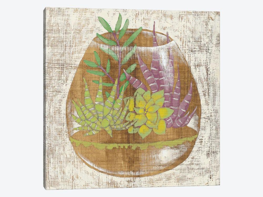 Glass Garden II by Chariklia Zarris 1-piece Canvas Art Print