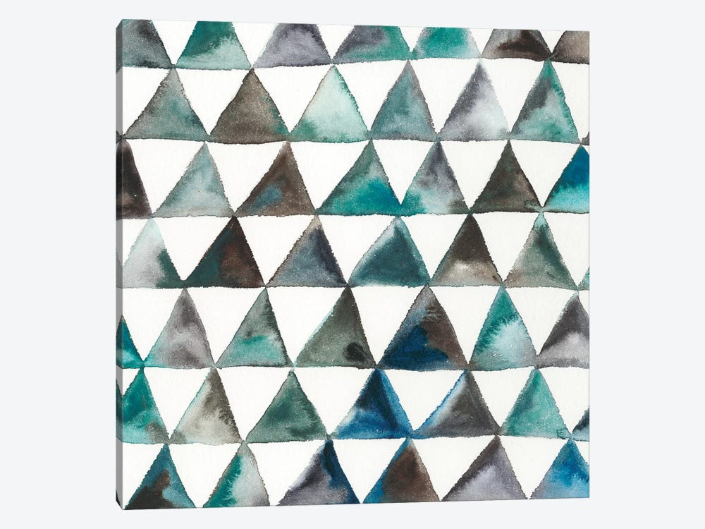 La Mer V by Chariklia Zarris 1-piece Canvas Wall Art