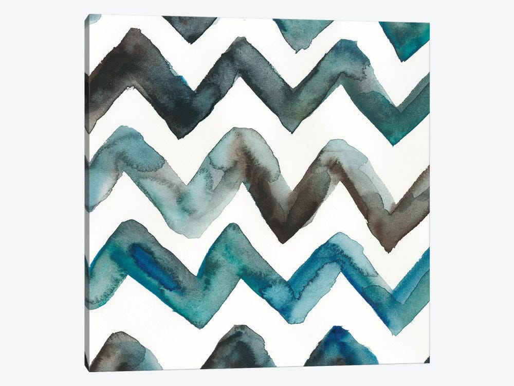 La Mer VII by Chariklia Zarris 1-piece Canvas Art