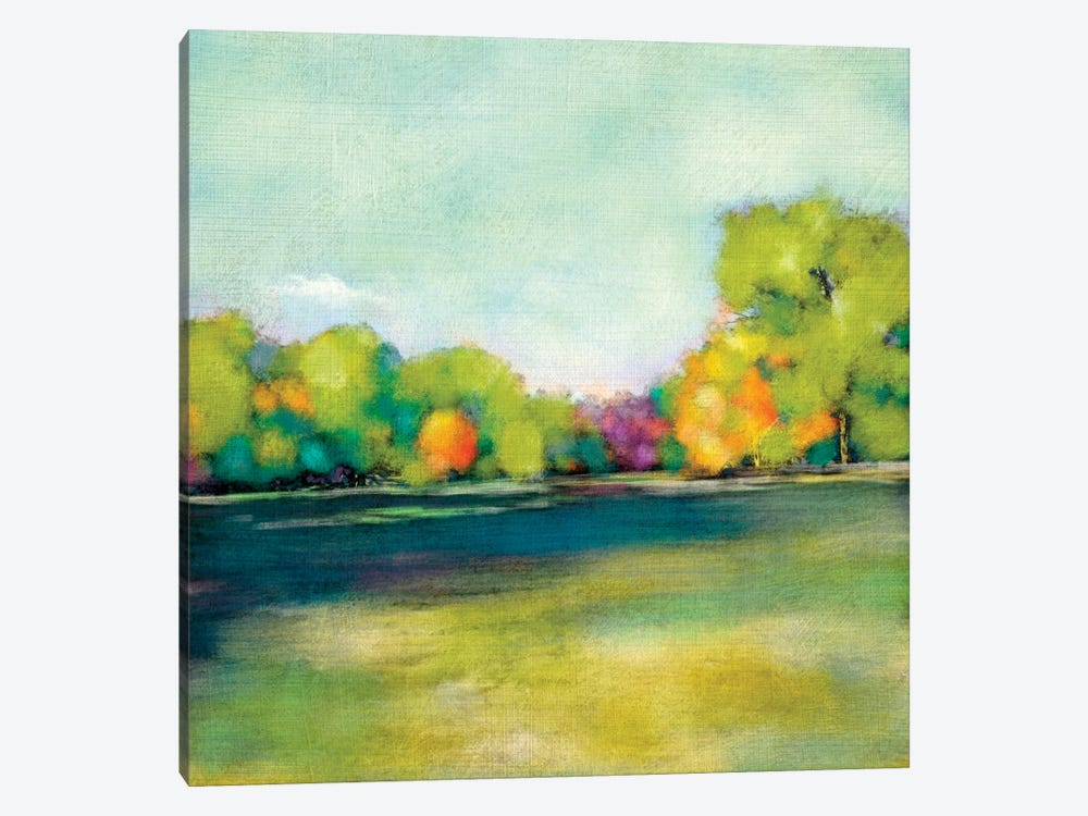 Parkview I by Chariklia Zarris 1-piece Canvas Art Print