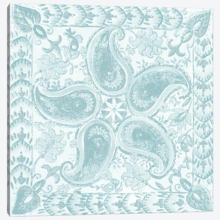 Spa Batik Rosette III Canvas Print #ZAR242} by Chariklia Zarris Canvas Art