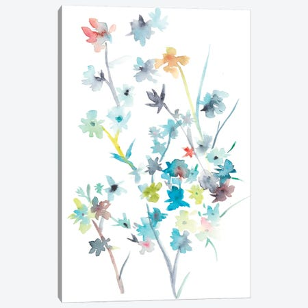 Spring Soiree I Canvas Print #ZAR244} by Chariklia Zarris Canvas Print