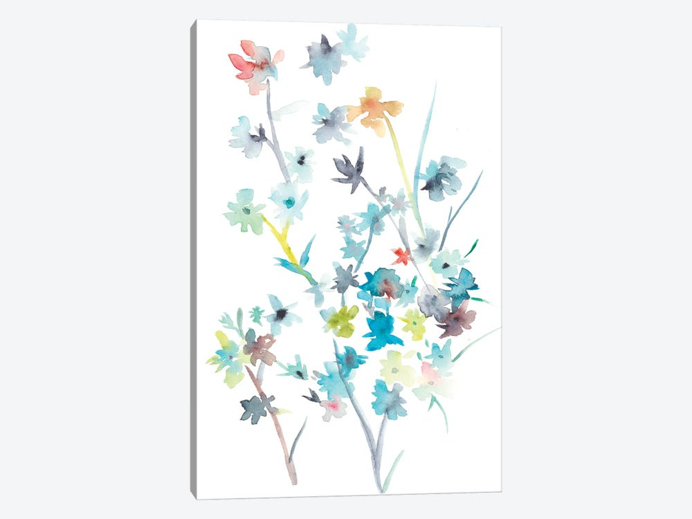 Spring Soiree I 1-piece Canvas Art Print