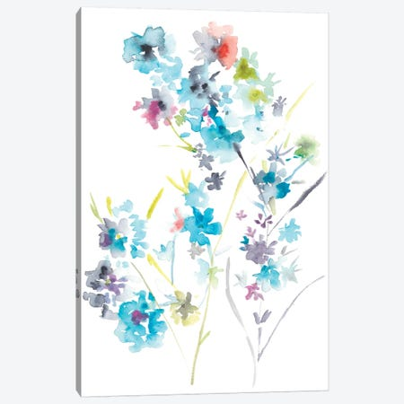 Spring Soiree II Canvas Print #ZAR245} by Chariklia Zarris Canvas Print