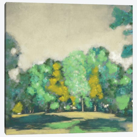 Treeline I Canvas Print #ZAR261} by Chariklia Zarris Canvas Wall Art