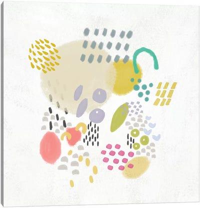 Funfetti I Canvas Art Print