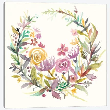 Mimosa I Canvas Print #ZAR295} by Chariklia Zarris Canvas Wall Art