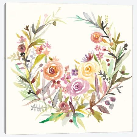 Mimosa II Canvas Print #ZAR296} by Chariklia Zarris Canvas Wall Art