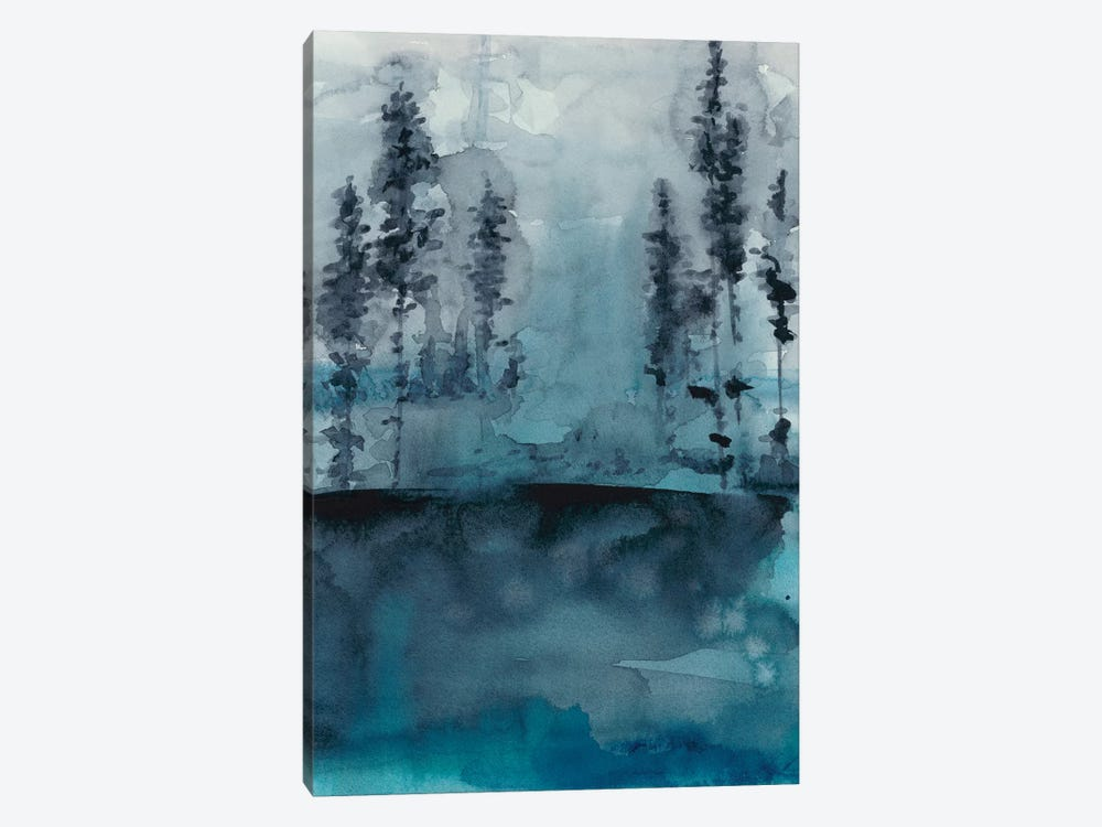 Winter Woods I by Chariklia Zarris 1-piece Canvas Artwork