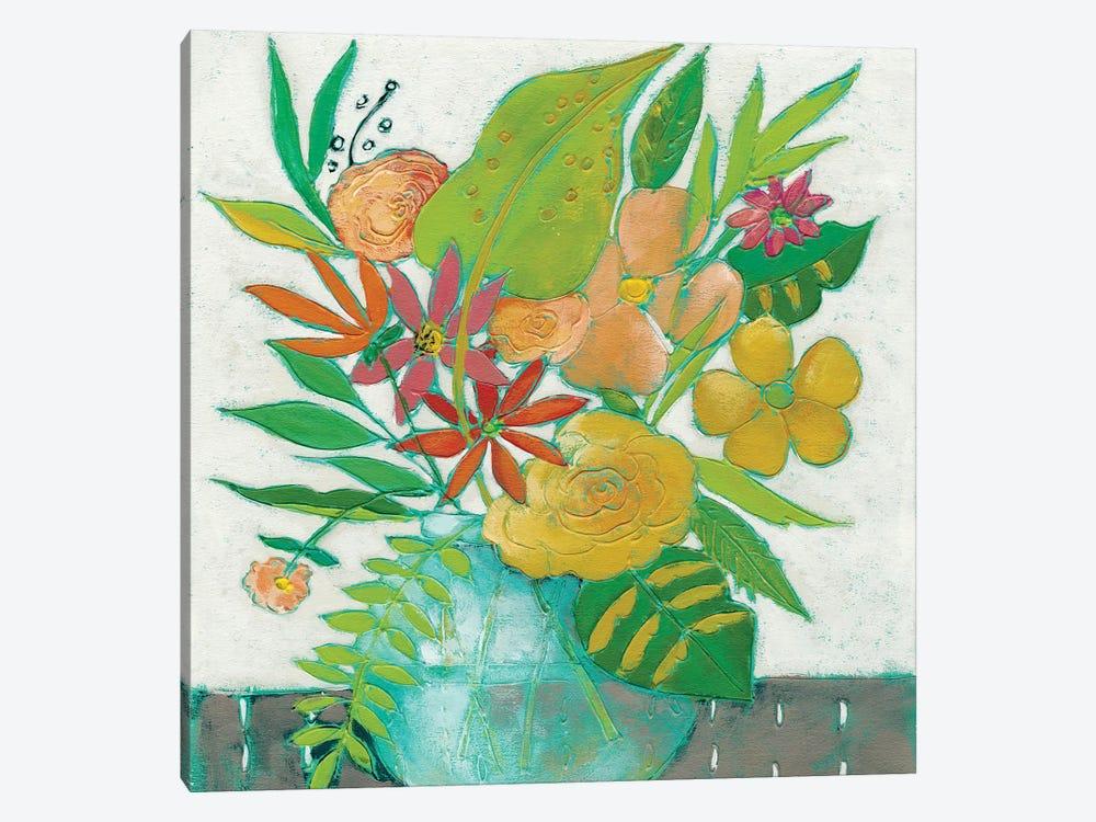Homestead Floral II by Chariklia Zarris 1-piece Canvas Art Print