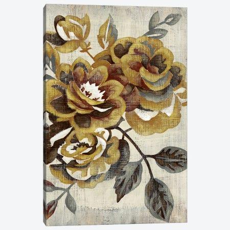 Honeyed Blooms I 3-Piece Canvas #ZAR35} by Chariklia Zarris Canvas Print