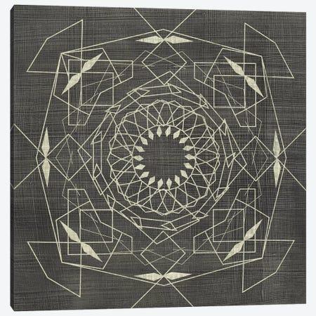 Geometric Tile V Canvas Print #ZAR361} by Chariklia Zarris Art Print