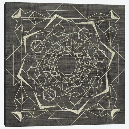 Geometric Tile VI Canvas Print #ZAR362} by Chariklia Zarris Art Print