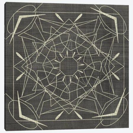 Geometric Tile VII Canvas Print #ZAR363} by Chariklia Zarris Canvas Art Print