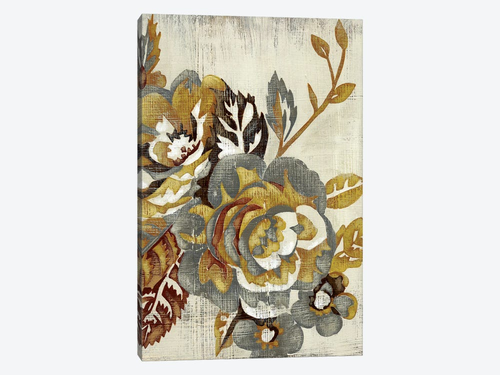 Honeyed Blooms II by Chariklia Zarris 1-piece Art Print