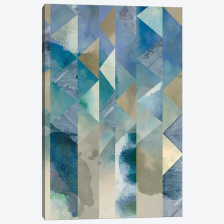 Ocean Reflections I Canvas Print #ZAR373} by Chariklia Zarris Canvas Wall Art