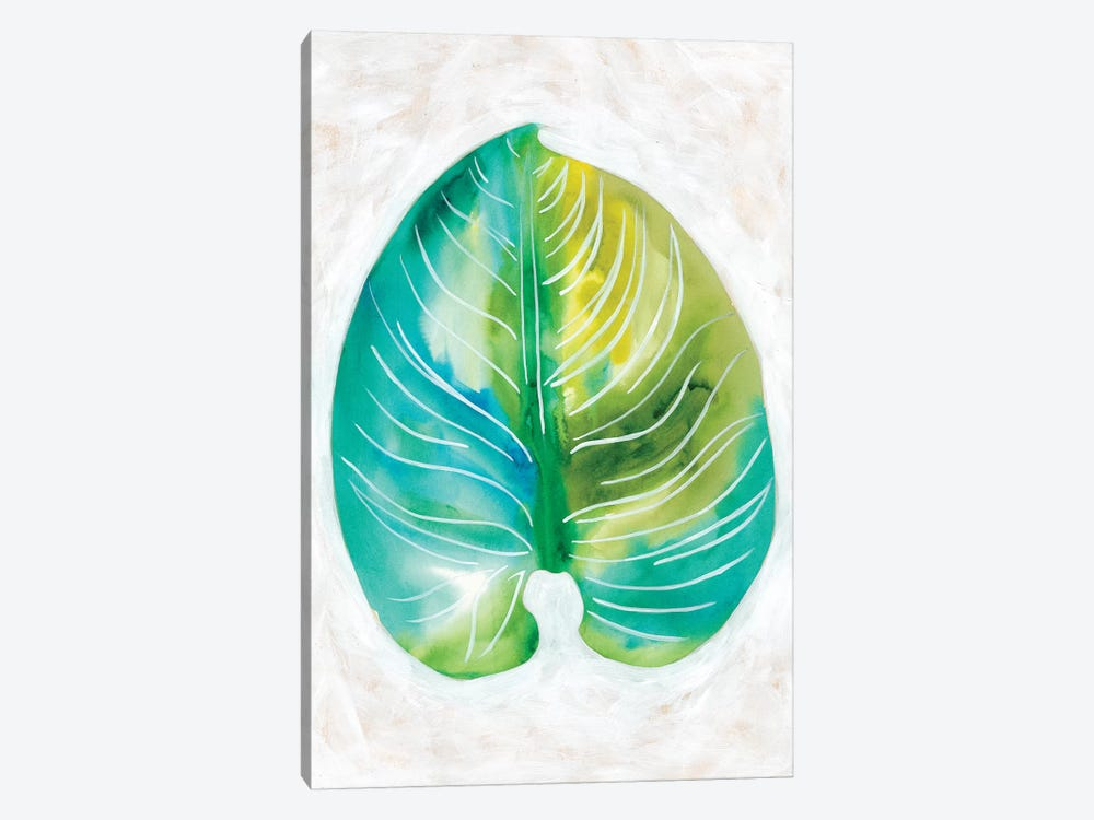 Ocean Side Palms I by Chariklia Zarris 1-piece Canvas Wall Art