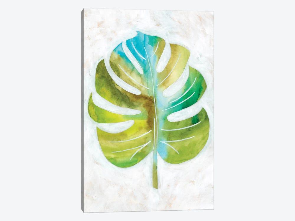 Ocean Side Palms III by Chariklia Zarris 1-piece Canvas Art