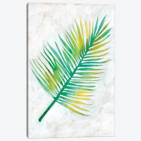 Ocean Side Palms IV Canvas Print #ZAR378} by Chariklia Zarris Canvas Art