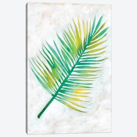 Ocean Side Palms IV Canvas Print #ZAR378} by Chariklia Zarris Canvas Art