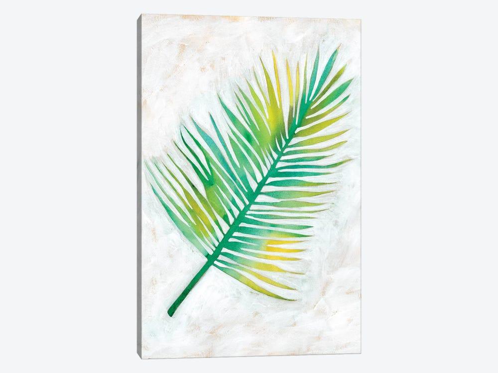 Ocean Side Palms IV by Chariklia Zarris 1-piece Canvas Print
