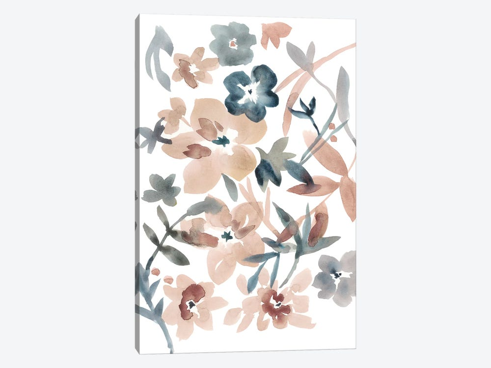 Martinique Floral I by Chariklia Zarris 1-piece Art Print