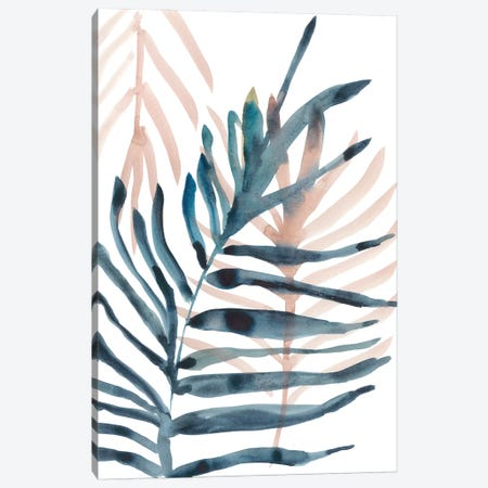Panama Palms I Canvas Print #ZAR414} by Chariklia Zarris Canvas Art