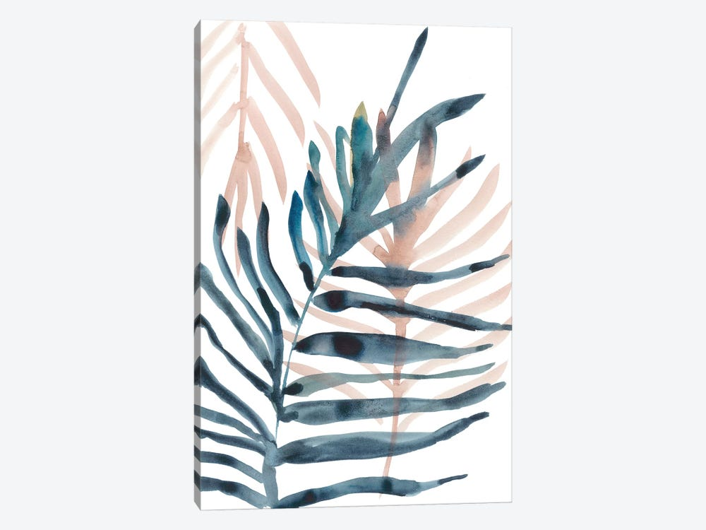 Panama Palms I by Chariklia Zarris 1-piece Canvas Artwork