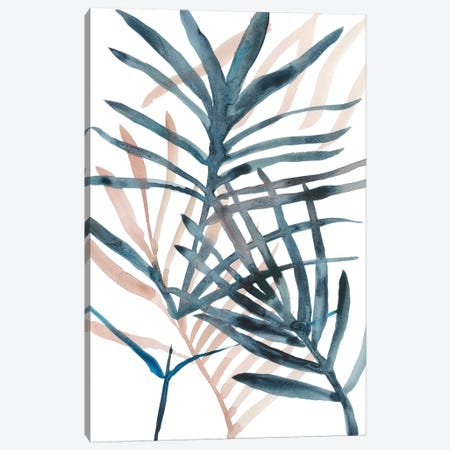 Panama Palms II Canvas Print #ZAR415} by Chariklia Zarris Canvas Artwork