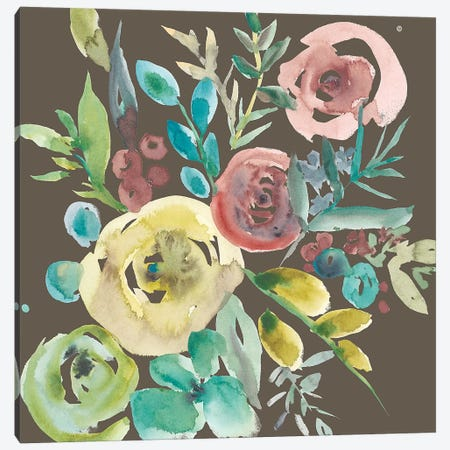 Rosealeah IV Canvas Print #ZAR421} by Chariklia Zarris Canvas Artwork