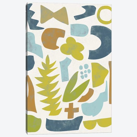 Swift I Canvas Print #ZAR432} by Chariklia Zarris Canvas Print