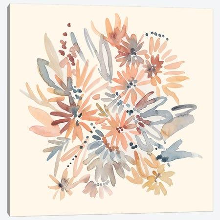 Wallflowers I 3-Piece Canvas #ZAR434} by Chariklia Zarris Canvas Art