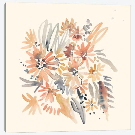 Wallflowers II Canvas Print #ZAR435} by Chariklia Zarris Canvas Art