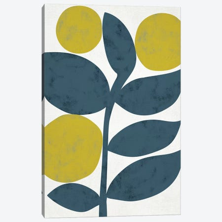 Branch I 3-Piece Canvas #ZAR459} by Chariklia Zarris Art Print