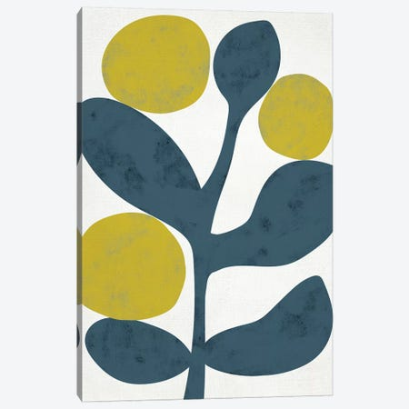 Branch IV 3-Piece Canvas #ZAR462} by Chariklia Zarris Canvas Art