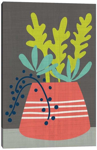 Clay Pot I Canvas Art Print