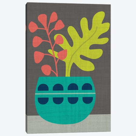 Clay Pot IV Canvas Print #ZAR468} by Chariklia Zarris Canvas Art