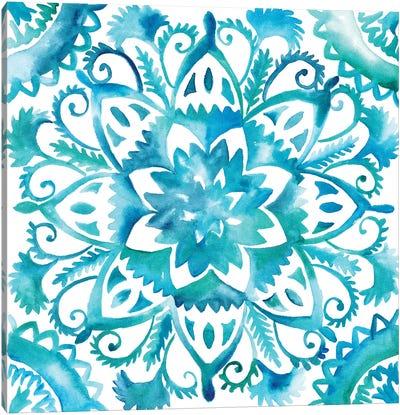 Meditation Tiles IV Canvas Art Print