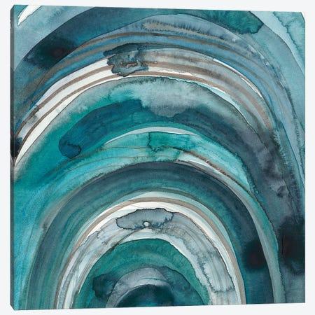 Freshwater Tide IX Canvas Print #ZAR487} by Chariklia Zarris Canvas Print