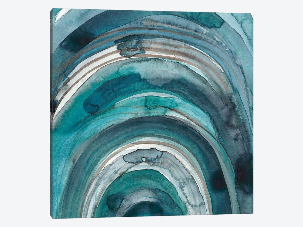 Freshwater Tide IX by Chariklia Zarris 1-piece Canvas Artwork
