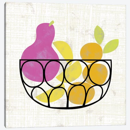 Fruitilicious I Canvas Print #ZAR492} by Chariklia Zarris Canvas Print