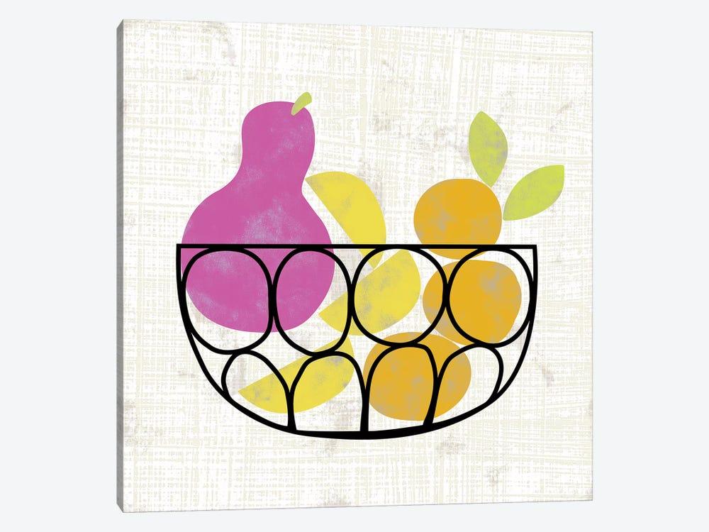 Fruitilicious I by Chariklia Zarris 1-piece Canvas Art