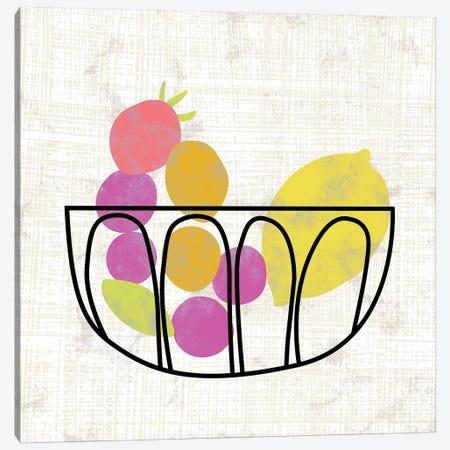 Fruitilicious II Canvas Print #ZAR493} by Chariklia Zarris Art Print
