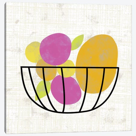 Fruitilicious III Canvas Print #ZAR494} by Chariklia Zarris Canvas Wall Art