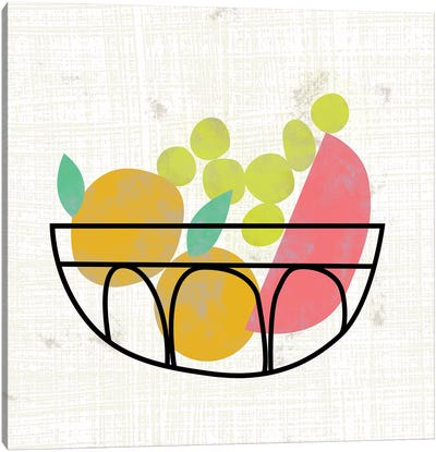 Fruitilicious IV Canvas Art Print
