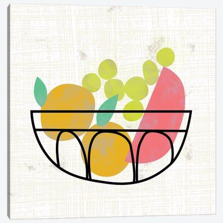 Fruitilicious IV Canvas Print #ZAR495} by Chariklia Zarris Canvas Wall Art